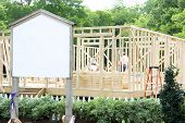 House Being Framed Gtg
