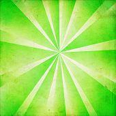 circular rays