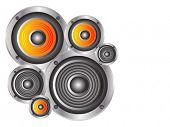 Speakers concept