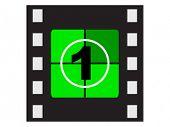button film strip