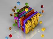 512 Cubes