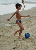 Boy And Ball4