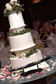 3 Storey Cake