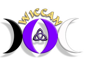 foto of triquetra  - Computer generated image created using X3D and Adobe Photoshop - JPG