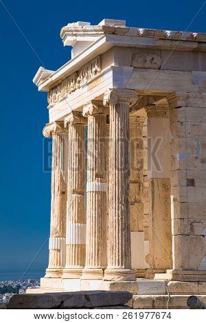 Temple of Athena Nike Propylaea