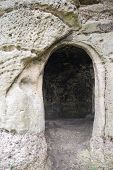 Limestone Cave Dwelling