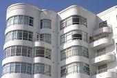 Art Deco Apartment Building #1