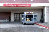 Ambulance At Hospital 5