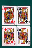 image of playing card  - cards all 10  - JPG