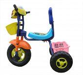 A Child's Fancy Trike