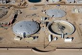 Water Reclamation Plant Construction