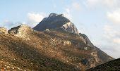 The top of Gramvousa, Crete - a rarely trodden path.