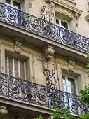 Parisian Ironwork