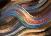 Abstract Alternating Background