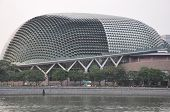Esplanade Theatres on the Bay Concert Hall in Singapore