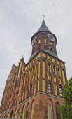 Königsberg Kathedrale In Kaliningrad, Russland