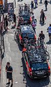 Bmc Team's Cars