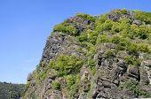 Famous Loreley Rock