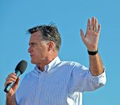 Mitt Romney campagne in Michigan