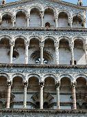 San Michele in Foro iglesia - Lucca