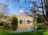 Neus Rathaus Hannover