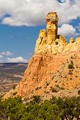 stock photo of chimney rock  - Chimney Rock - JPG