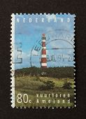 Holland - Circa 1980: Stamp Printed In The Netherlands