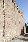 Muro da fortaleza