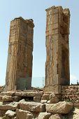 Gate In Persepolis
