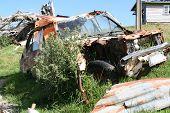 Derelict Car #3