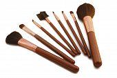Brushes For Make-up.