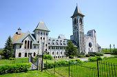 Abbey in Saint-Benoit-du-Lac