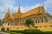 The Royal Palace Phnom Penh, Cambodia