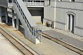 Plataforma ferroviária