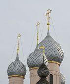 Russian Orthodox Dome