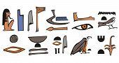 Egypt ieroglyph