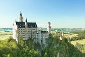 Bavarian Neuschwanstein Castle