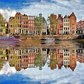 beautiful Amsterdam, Holland