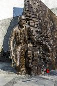 Hero Of 1944 Warsaw Uprising