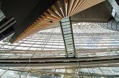 TOKYO - NOV 20: Interior of Tokyo International Forum on November 26 2013