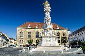 Budapest, Holy Trinity Square