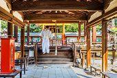 Himuro Jinja in Nara