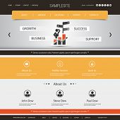 Website Template for Your Business, Blog