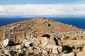 Titicaca Lake, Peru, Amantani Island