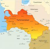 Turkmenistan Country