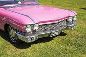 NYKARLEBY, FINLAND - CIRCA 2006: Cadillac Eldorado classic car, manufactured between 1959-1966. circ