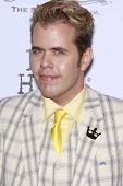 LOS ANGELES - SEP 7: Perez Hilton at the In Touch VMA Post Party held at the Chateau Marmont, Hollyw