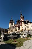 Peles Castle,Sinaia city,Romania