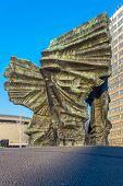 Silesian Insurgents Monument in Katowice