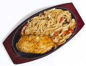 Thai Noodles With Pasta Curry
